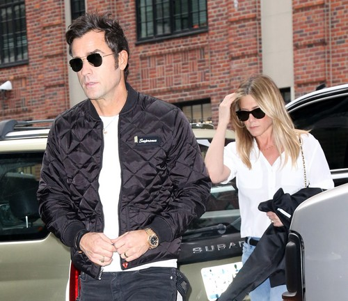 Jennifer Aniston Finally Pregnant At 48 Years Old?