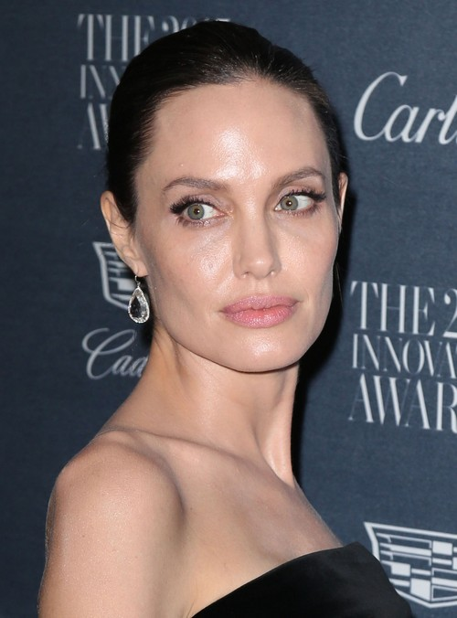Angelina Jolie and Jon Voight Reconnect - All Is Forgiven After Brad Pitt Divorce