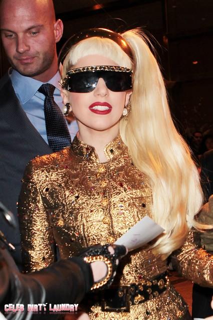 Lady Gaga Will Be A Scary Alien In 'Men In Black 3' (Video)