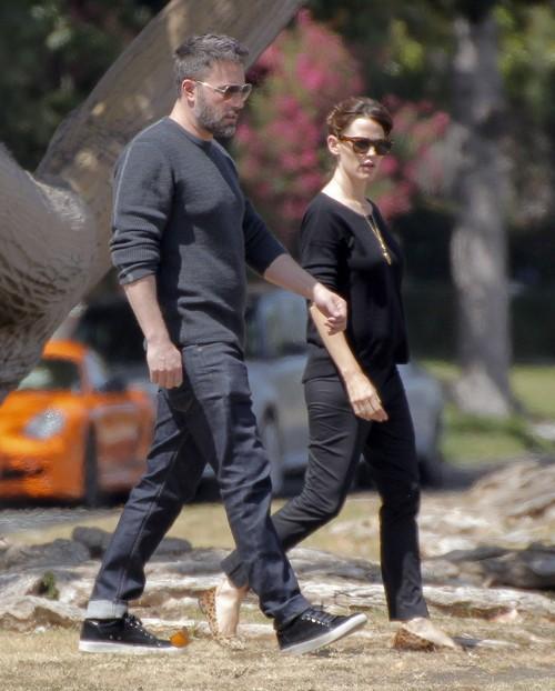 Ben Affleck and Jennifer Garner File For Divorce - Reconciliation Failed