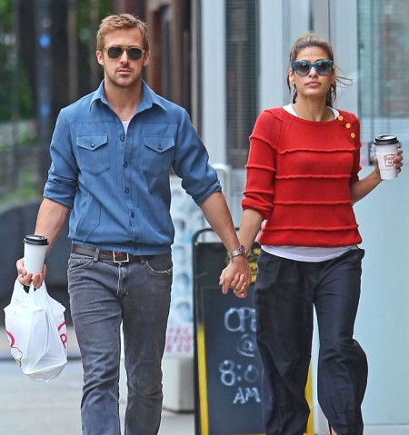Eva Mendes Gives Ryan Gosling Ultimatum: Baby Or Bust! 0602