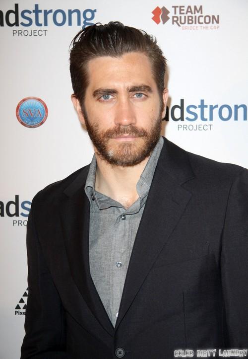 Jake Gyllenhaal Dating Lingerie Model Alyssa Miller