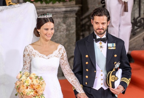 Kate Middleton Upstaged By Sweden S Royal Family Again Princess Sofia Pregnant With First Child