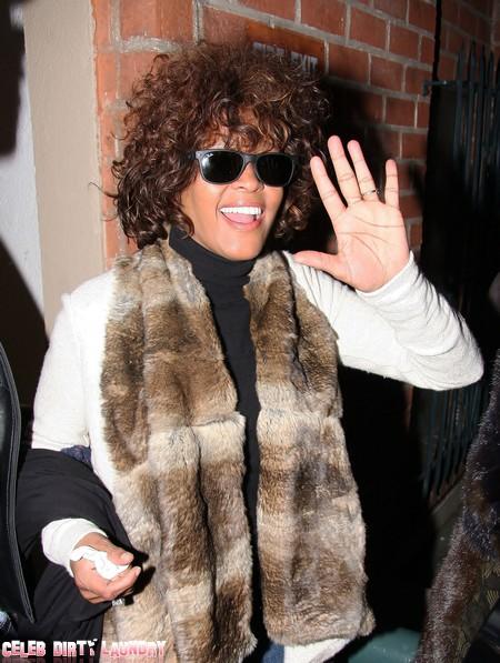 Abusing Whitney Houston's Legacy Pat Houston Pushes Bobbi Kristina Out