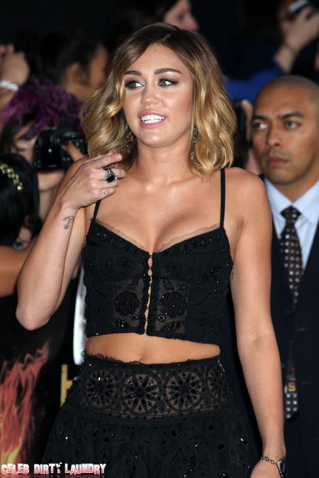Miley Cyrus Guilty Of Twitter Abuse