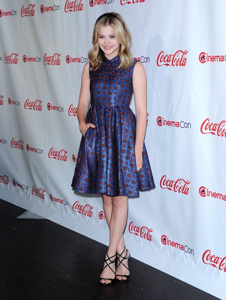 Chloe Moretz Excited To Remake 'Carrie'