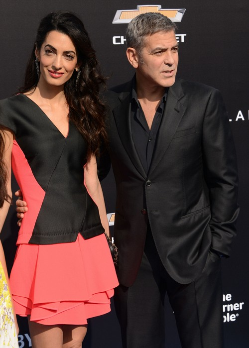 Amal Alamuddin Obsessed With Plastic Surgery and Botox: George Clooney's Wife Hopes to Look Like a Hollywood Star?