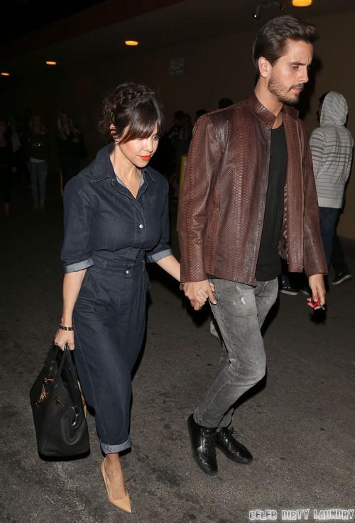 Kourtney Kardashian & Scott Disick's Marriage Plans Revealed - Kris Jenner Does Not Approve
