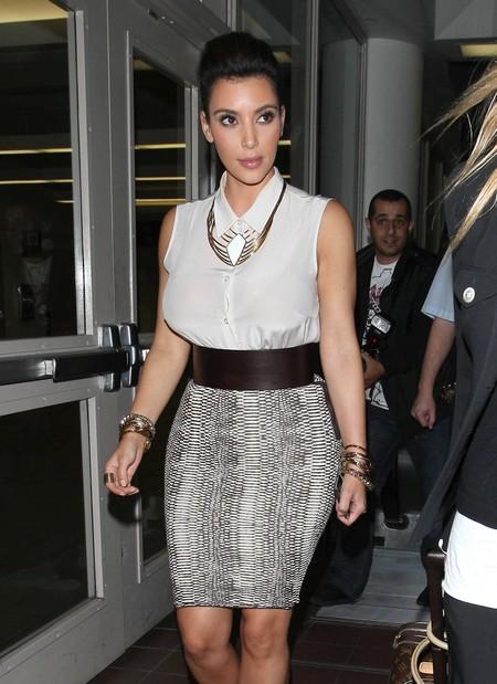 Kim Kardashian Is Tired Of Being A Joke
