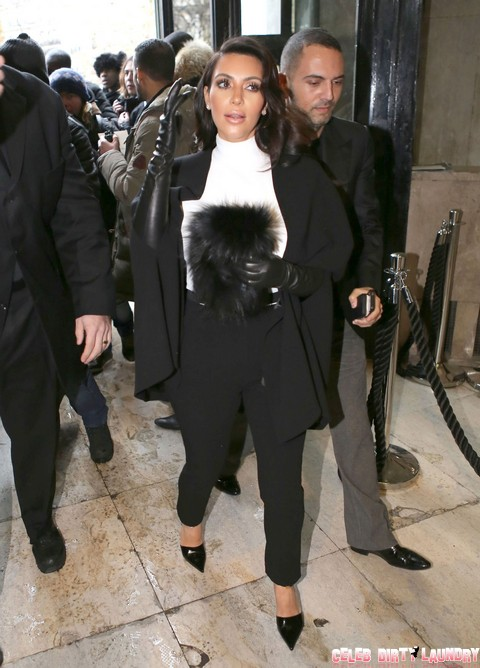 "Brooke Crittendon, Kanye West's Ex Warns Kim Kardashian ""It Won't Last"""