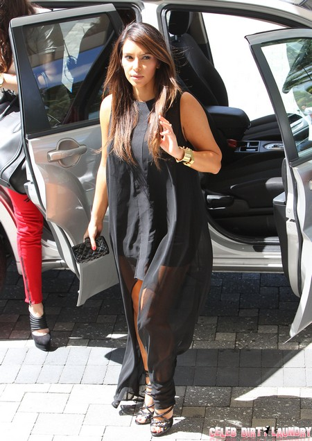 Kim Kardashian Called a Boring Over-Priced Diva By Las Vegas