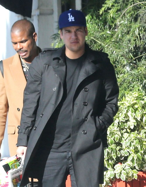 Rob Kardashian Broke up With Rita Ora Over Jonah Hill?