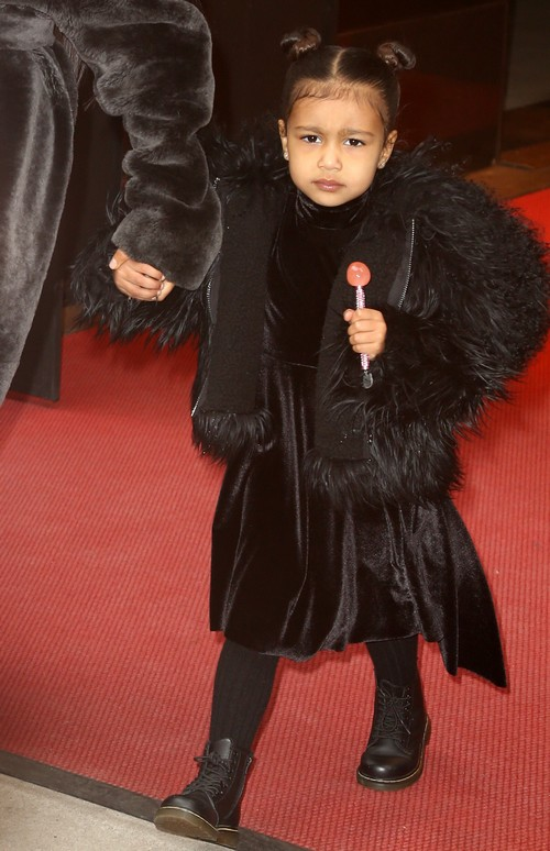 Beyonce Launching Blue Ivy Products: Competes With Kim
