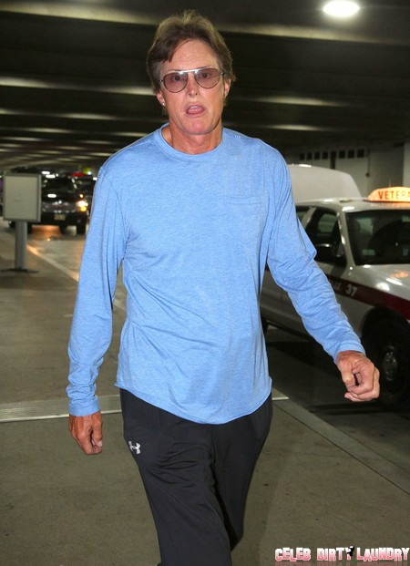 Bruce Jenner Says Usain Bolt Is a Terrible Athlete1