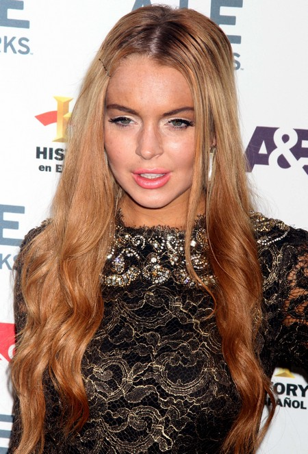 Lindsay Lohan Back On Crack Again And The Pics Prove It (Photos)