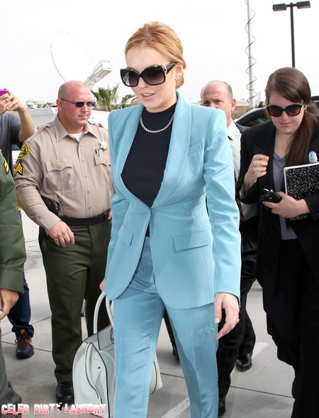 Breaking News: Lindsay Lohan Investigated By Police For Nightclub Fight