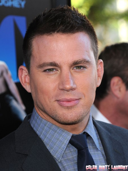 Channing Tatum Striptease: Bad Actor And Even Worse Dancer (Video)