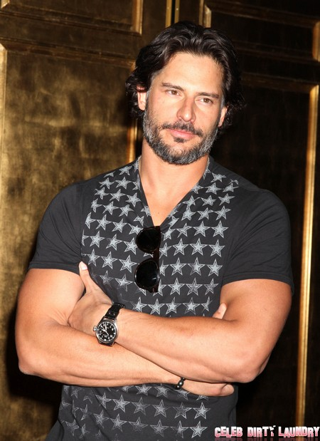 Demi Moore's New Boyfriend Is True Blood's Joe Manganiello!