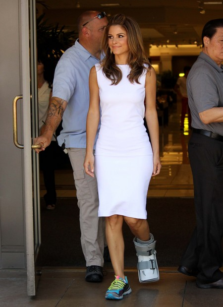 Maria Menounos Molested By Medical Doctors