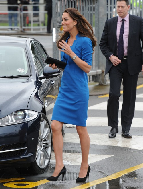 Kate Middleton Post Baby Birth Tummy Tuck, Exercise and ...