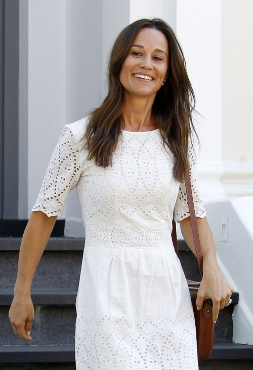 Pippa Middleton Infuriates Kate Middleton By Using Princess Diana\'s ...