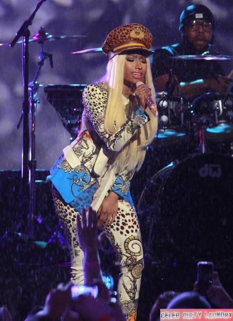 American Idol Drug Scandal Nicki Minaj Smokes Weed In Her