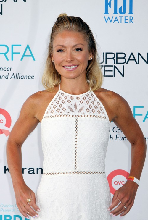 52137264 Celebs attend Super Saturday to Benefit OCRFA in Las Vegas, Nevada on July 30, 2016. Celebs attend Super Saturday to Benefit OCRFA in Las Vegas, Nevada on July 30, 2016. Pictured: Kelly Ripa FameFlynet, Inc - Beverly Hills, CA, USA - +1 (310) 505-9876