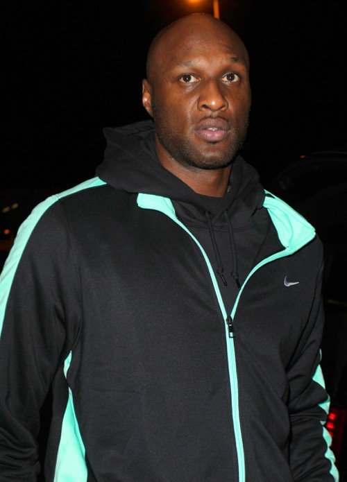 Lamar Odom Suicide Drug Overdose -Sheriff Confirms Possibility OD Intentional