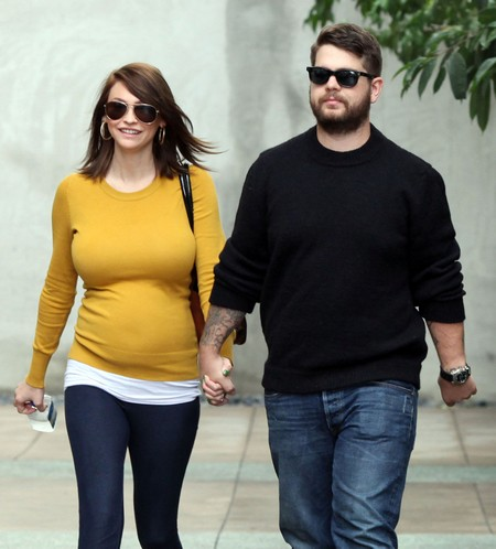 Breaking News: Jack Osbourne's Fiance Lisa Stelly Gives Birth To Pearl
