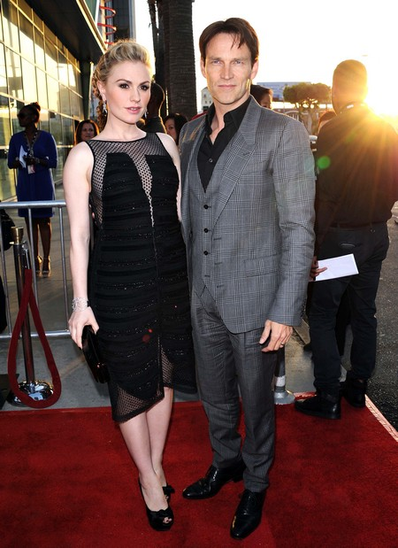 Stephen Moyer And Anna Paquin Expecting Twins!