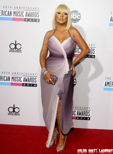The 40th Anniversary American Music Awards In La Celeb