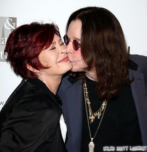 Sharon & Ozzy Osbourne Have Gotten Back Together!
