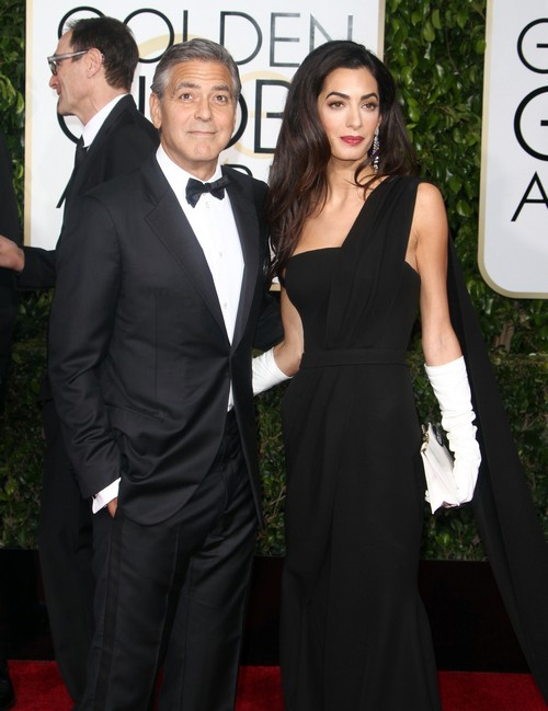 Amal Alamuddin Jealous of Sandra Bullock Flirting With George Clooney: Insecure Next To Hollywood Royalty?