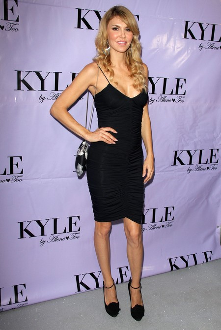 Brandi Glanville Caught Having Sex at Kyle Richard's Annual White Party