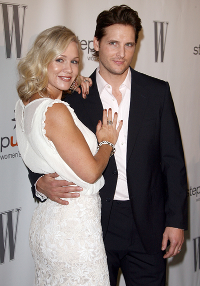 Was Peter Facinelli Cheating On Jennie Garth? The Couple Denies The 'Hurtful' Rumors