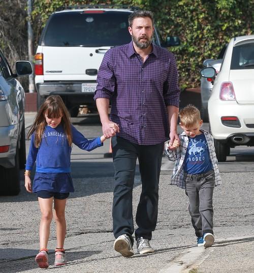 Ben Affleck and Jennifer Garner Reconcile: Divorce Cancelled as Ben Struggles in 'Good Dad' Role