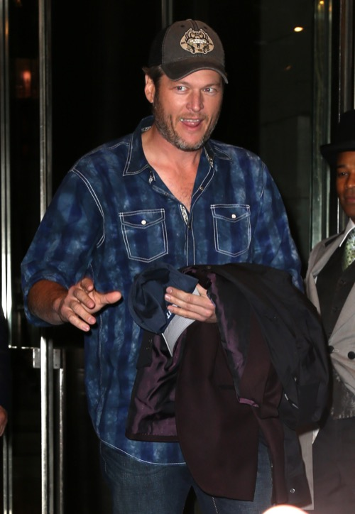 Blake Shelton Furious Gavin Rossdale Wearing Gwen Stefani Wedding Ring: Gwen's His Girl Now!