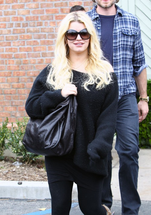 Jessica Simpson Pregnant: Second Child Official Announcement