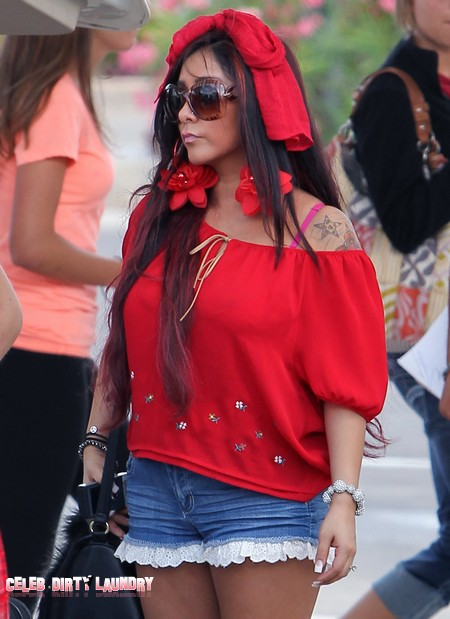 Pregnant Snooki To Return To The Shore