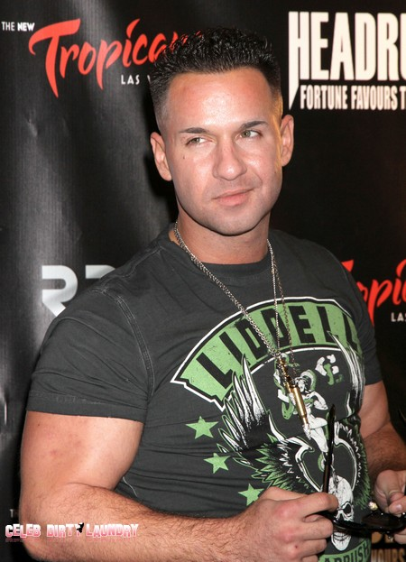 Mike 'The Situation' Sorrentino in Rehab
