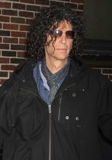 'Shock Jock' Howard Stern Holding Nothing Back on America's Got Talent (VIDEO)