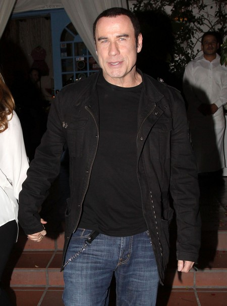 John Travolta Comes Up With A Defense To One Masseur's Accusation