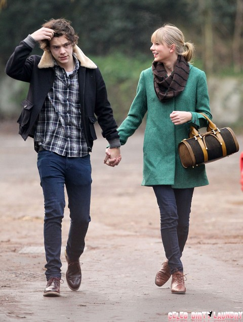 Harry Styles Wrote Songs About Taylor Swift - Revenge For Public Humiliation?