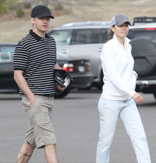 Justin Timberlake and Jessica Biel Plan Second Child?