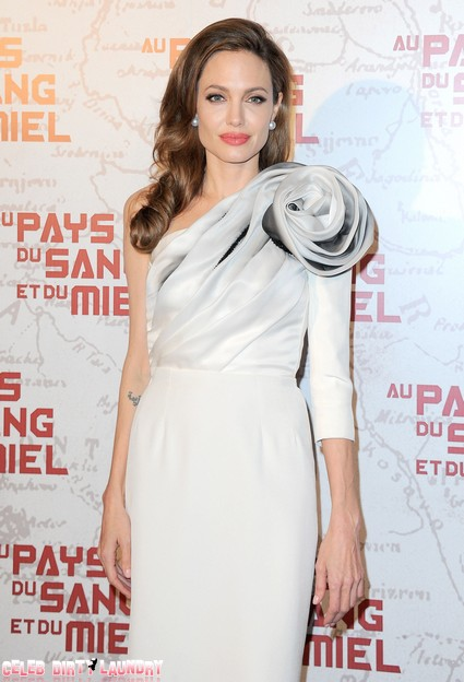 Angelina Jolie Marked For Death By Terrorists
