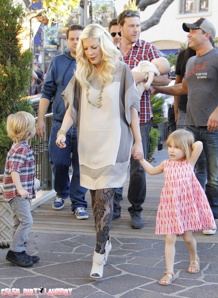Tori Spelling Confirms She Is Pregnant AGAIN!