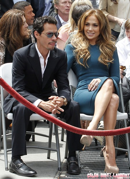 Marc Anthony Signs On As Mentor On The X-Factor USA – Revenge On Jennifer Lopez?