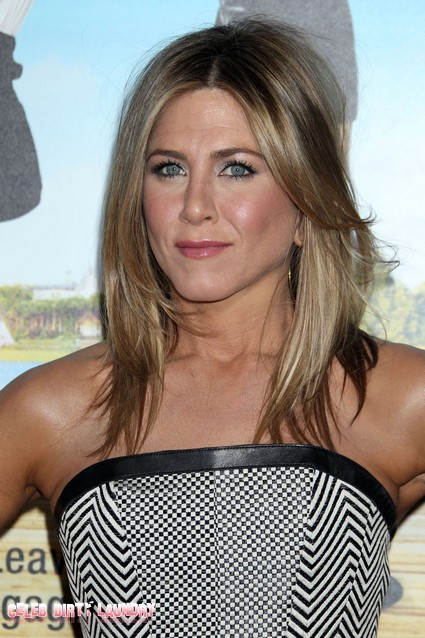 Jennifer Aniston Makes Excuses For Pulling Topless Scene From 'Wanderlust' (Video)