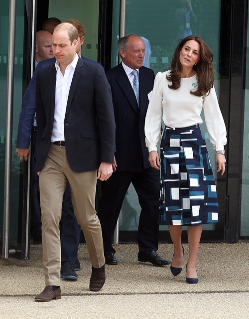 Kate Middleton Left Alone By Prince William: Deserted on Future King's Solo Visit To Germany?