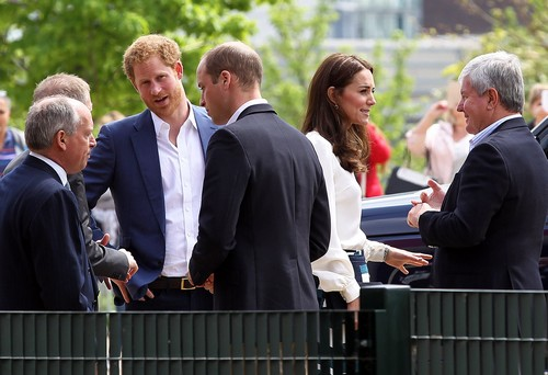 Kate Middleton Scares Prince Charles: Vetting Prince Harry's Girlfriends - Won't Have Another Diva In The Monarchy